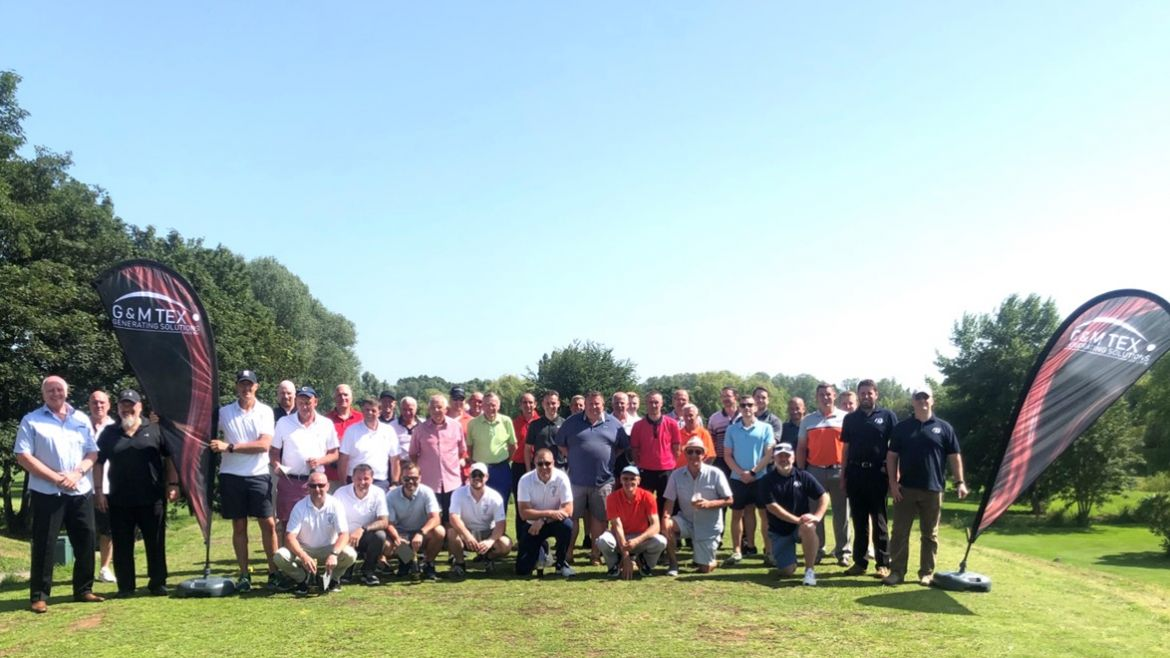 G&M TEX 2019 Golf Day